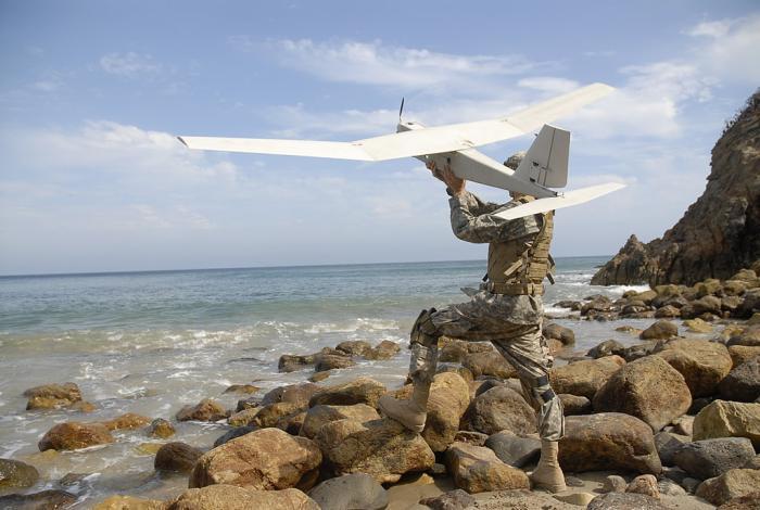 Puma AE il primo UAS con batterie solari ad avere volato per 9 ore continuative