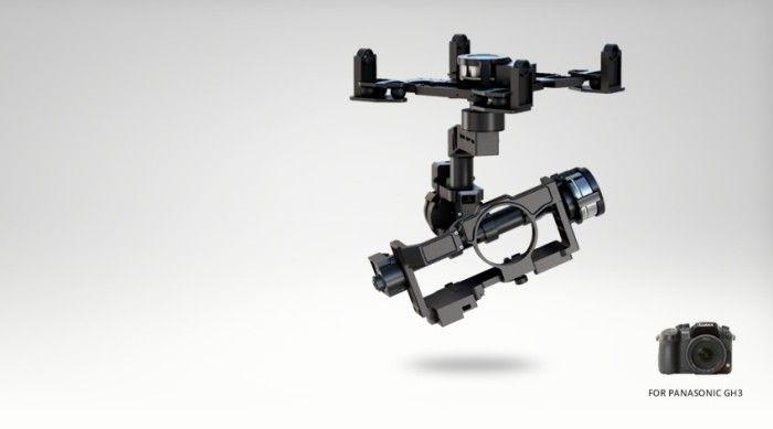 Zenmuse Z15-GH3 - photo credit (c) DJI Innovation