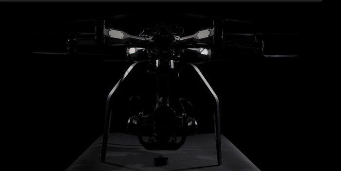 drone-in-dark