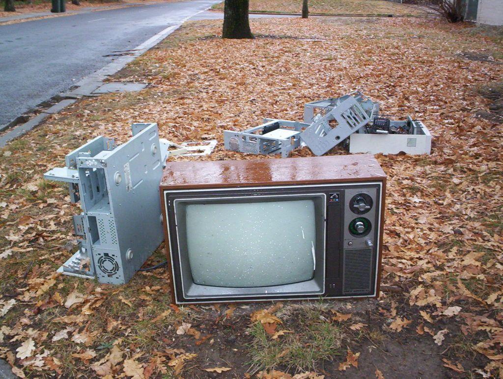 e-waste-tv