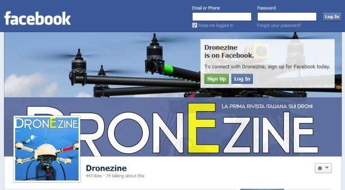 dronezine-su-facebook