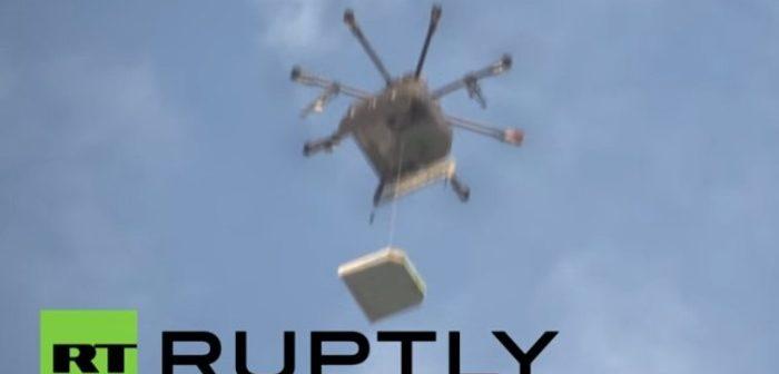 drone-pizza-russia