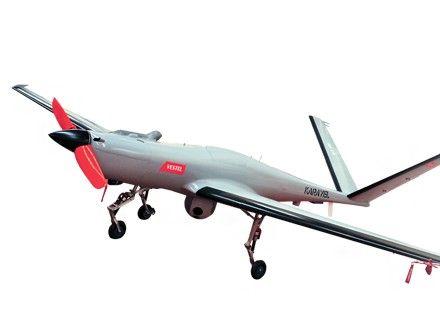 karayel drone turco