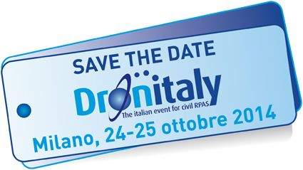 DRONITALY_SAVE THE DATE