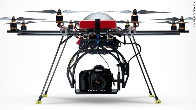 drone-videocamera
