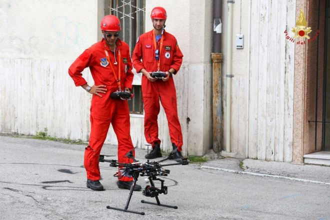 pompieri-drone
