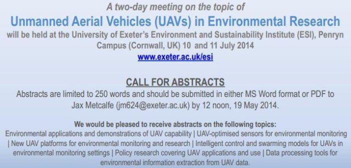 uav-environmental-research