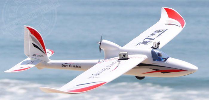 ArduPlane, drone aereo