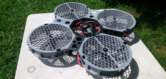 drone-alveare