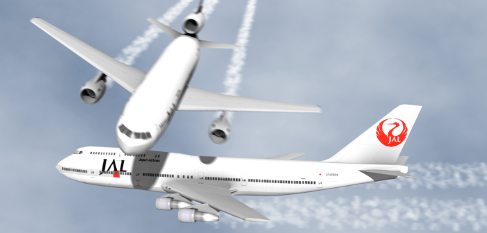 JAL2001incident