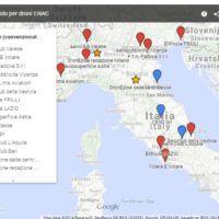 Clicca sull'immagine per andare alla mappa delle scuole di volo ENAC
