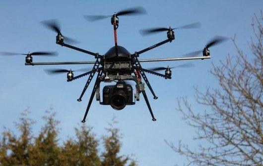 drone-paparazzi