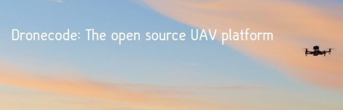 dronecode-open-source-drone-platfrom