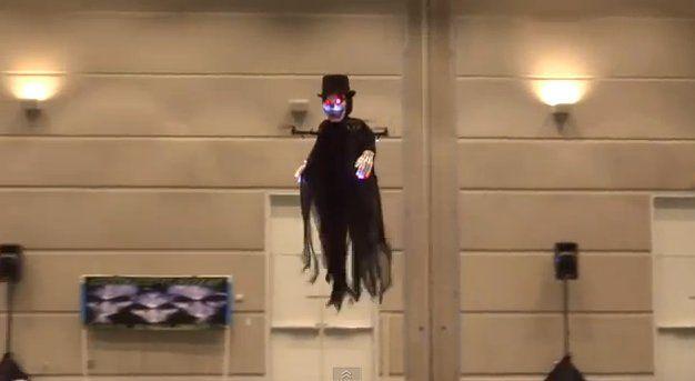 halloweeen-drone