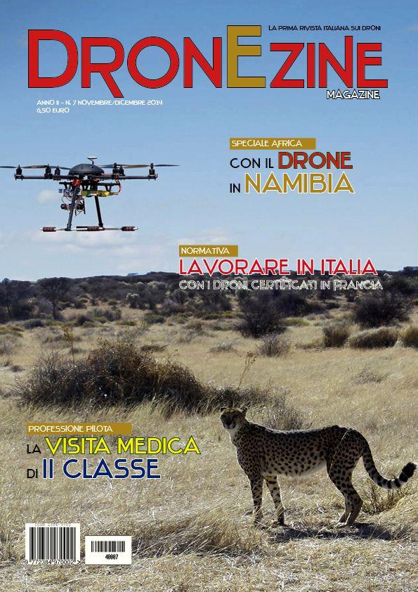 DronEzine 07 COVER