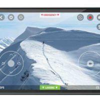 Parrot Bebop Drone_Tablet
