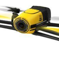 Parrot Bebop Drone_Yellow