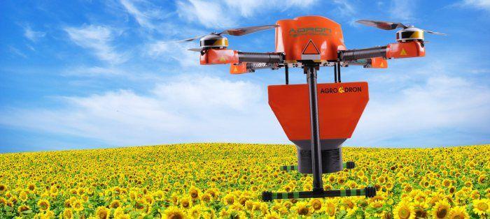 Agrodron_il drone-contadino
