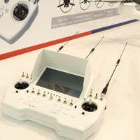 Radiocomando completo di telemetria e visioen FPV
