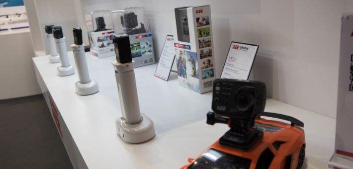 Il costruttore proviene dal settore delle microcamere per applicazioni action