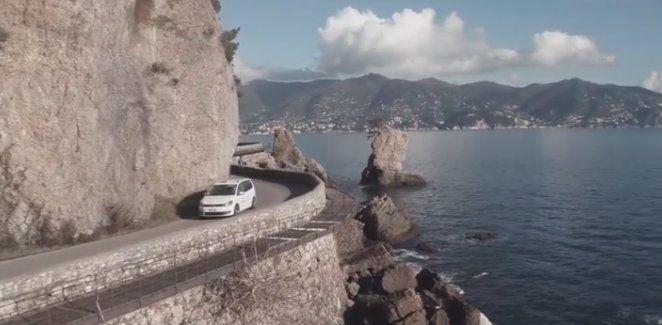 Video con drone girato a genova dai tassisti