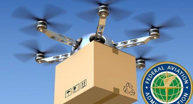 drone commerciale americano