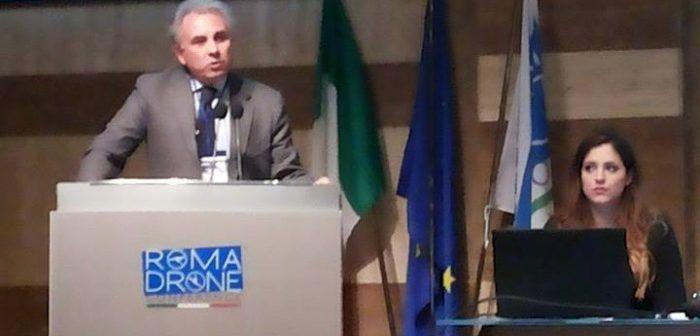Fabrizio D'Urso responsabile ENAC per regolamento droni civili APR