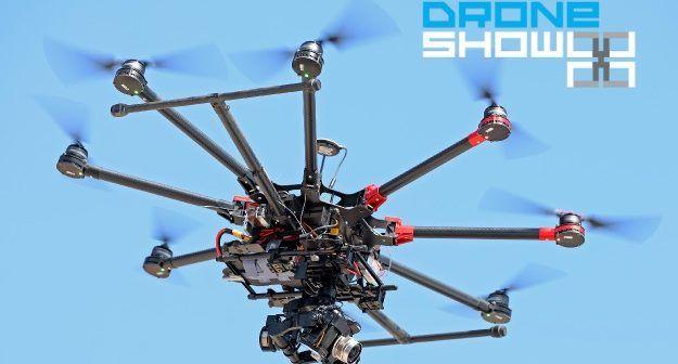 Ferrara Drone Show fiera ed evento perdroni professionali APR e UAV
