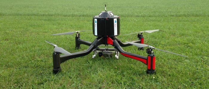 drone Anteos Aermatica
