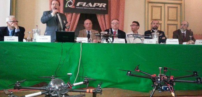 convenzione FIAPR su droni e APR