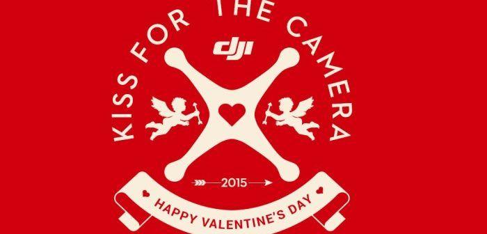 vinciundrone Ohanto Vision DJI per San Valentino