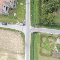 Panoramica ripresa col Drone