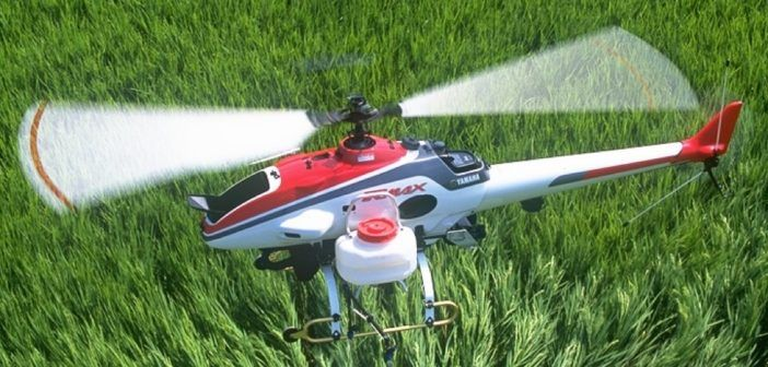 Yamaha-Drones