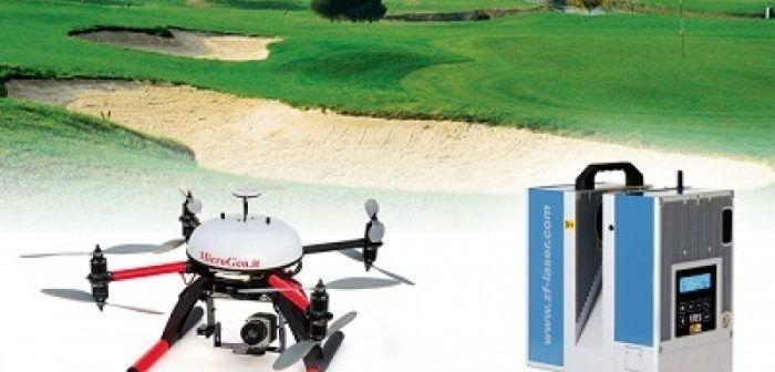 corso laser scanner con drone SAPR ad Ancona