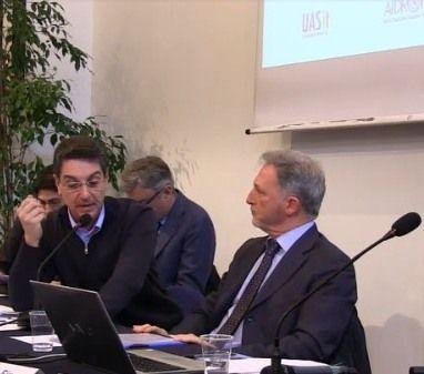 Sergio Barlocchetti forum Permanente Associazione di Droni