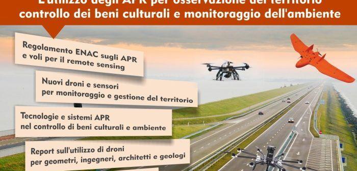 droni e telerilevamento conferenza