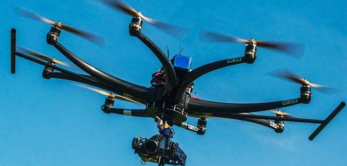 decreto blocca il volo dei droni in svizzera per il mese di marzo