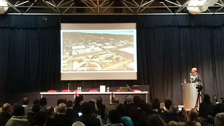 Chris Anderson CEO 3DR Robotics a Ferrara Drone Show
