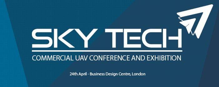 SkyTech2015 eventi e conferenza a Londra su droni e UAV