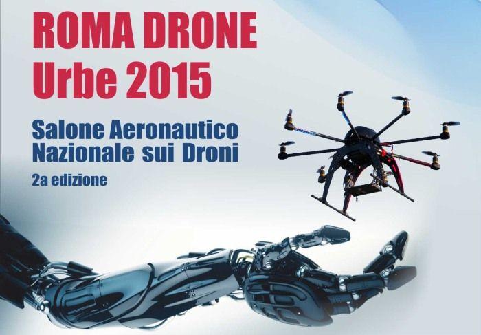 Roma drone show