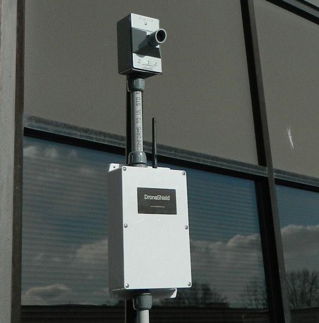 Drone Shield, lo scudo acustico in gradi di rilevare i droni