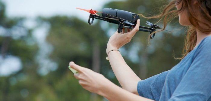 Droni donne pilota al RomaDroneShow