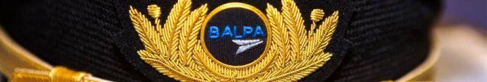 Cappello piloti BALPA