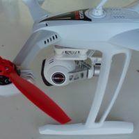 Camera CGO2 con gimbal 3 assi