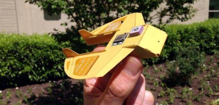 Cicala, mini drone militare