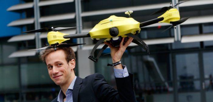 lavoro con i droni