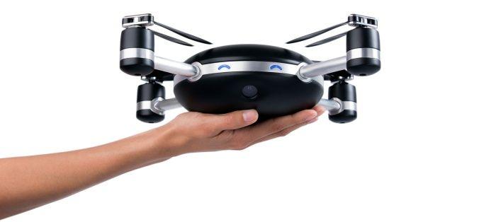 Drone Lily, camera volante
