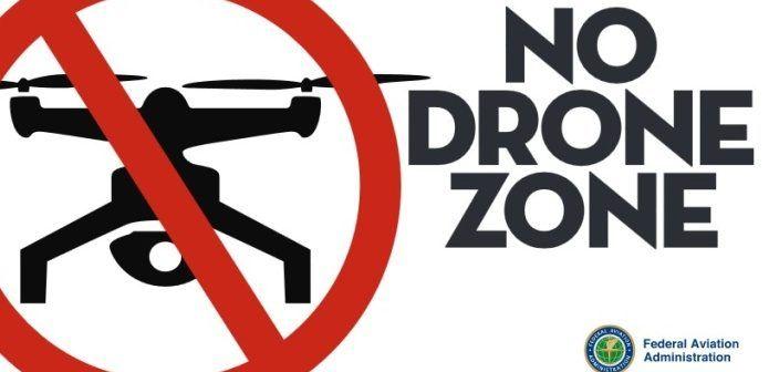 No Drone Zone sulla capitale Washington