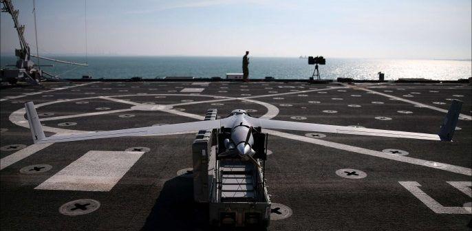 cannone a micronde anti drone