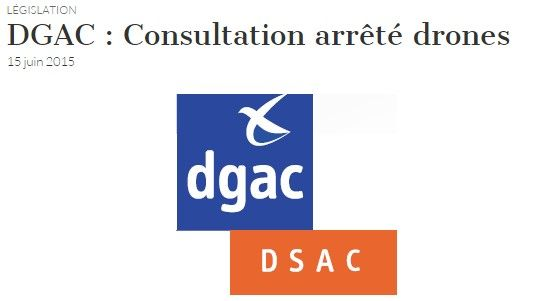 Francia battuta di arresto per i droni